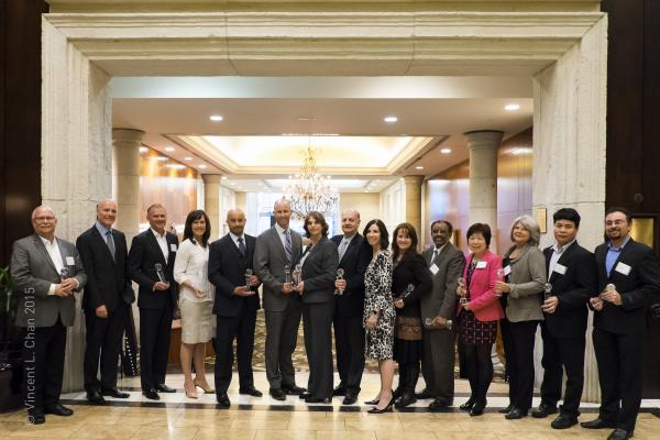 2015 Employer Recognition Award Winners
